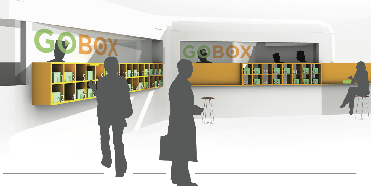 GoBox Dispensary View